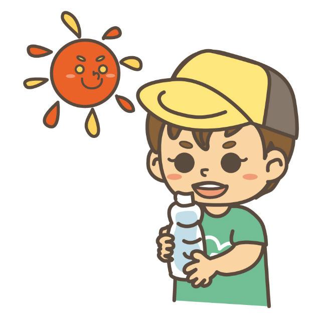 紫外線アレルギーが顔に!子供の方がリスキーって本当?