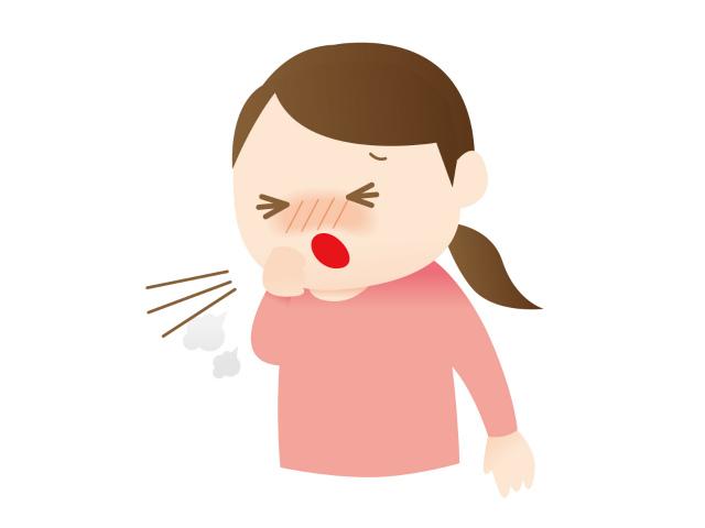 花粉症で咳が止まらない!夜の場合すべき5つの対策